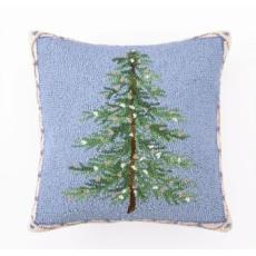 Beach Holiday Tree Hook Pillow