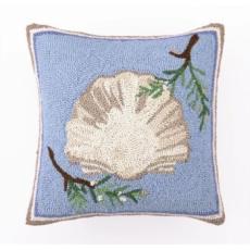 Beach Holiday Shell Hook Pillow