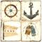 Botticino Nautical Coasters