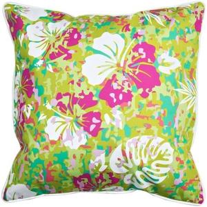 Key West Tropical Pillow