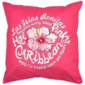 Hot Caribbean Pillow
