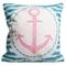 Amelia - Anchor Insignia Pillow