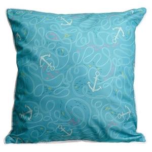 Amelia - Anchor Splash Pillow