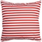 Captains Key - Seahorse & Stripes Pillow