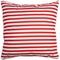 Captains Key - Seahorse & Stripes Pillow