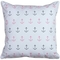 Islamorada - Anchors & Polka Dots Pillow