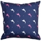 Islamorada - Sailfish & Stripes Pillow