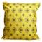 Duck Key - Compass Rose Yellow & Chevron Pillow
