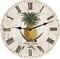 Pineapple Wall Mounted Clock