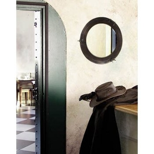 Lounge Porthole Mirror, Large