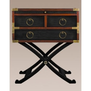 Authentic Models Bombay Box Side Table