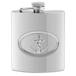 Anchor Stainless Steel Flask