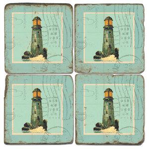 Lighthouse Coasters