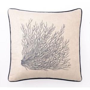 """Sea Grass Emb Pillow 20X20"""""""