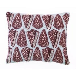 Seashells In The Ocean Hook Pillow