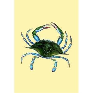 Female Blue Crab Designer Flag