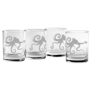 Kraken Dor Glass Set Of 4
