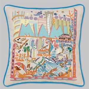 Miami Pillow