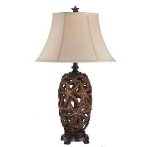 Classic Starfish Table Lamp