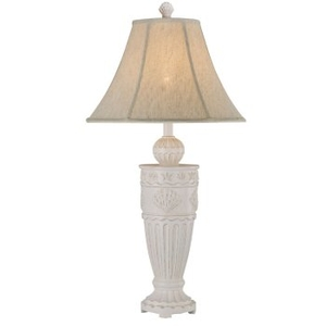 Scallop Shell Table Lamp