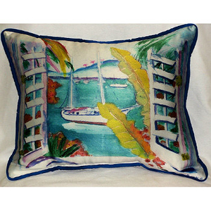 Bay View Large Pillow