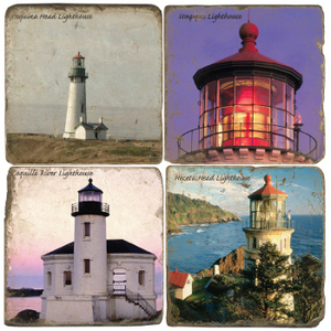LightHouse I Coasters