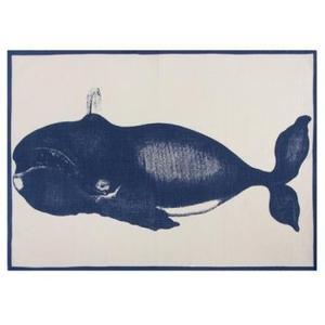 Humphrey The Whale Tea Towels Set Of 2