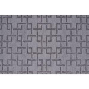 Shimmer Grey Hook/Tufted Rug, 2.8 X 4.8
