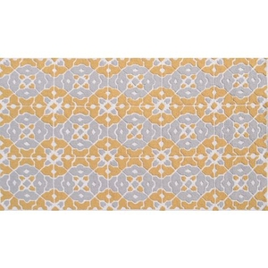 Nantucket Hook Rug, 7.6 X 9.6