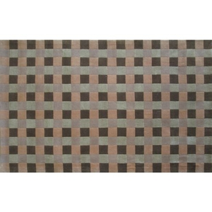 Synergy Brown 120L Tufted Rug, 5 X 8