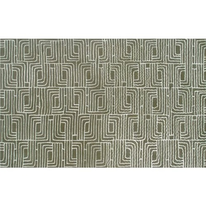 Primative Nature Tufted Rug, 5 X 8