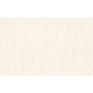 Wavy White Tufted Rug, 5 X 8
