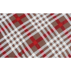 Brit Plaid Tufted Rug, 5 X 8