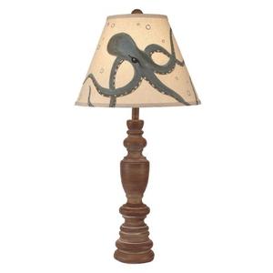 Coastal Lamp Multi Ring Casual Pot