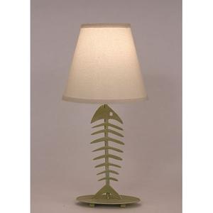 Coastal Lamp Bonefish Accent Lamp