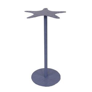 Coastal Lamp Drink Table W/ Starfish Top