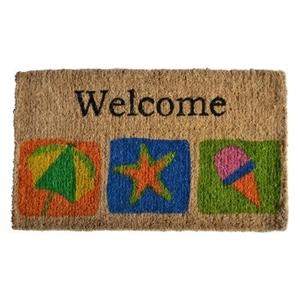 Beach Welcome Doormat