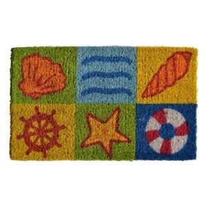 Ocean Life Doormat