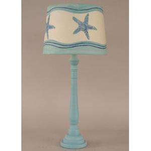 Coastal Lamp Round Buffet