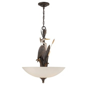 Heron Pendant Light Chandelier
