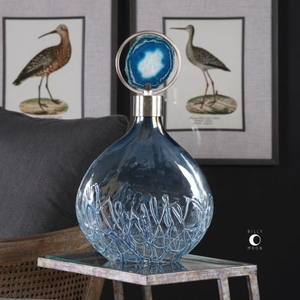Rae Sky Blue Vase