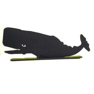 Whale Door Stop