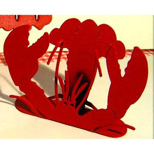 Lobster Napkin Holder