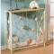 Shell Hall Console Table