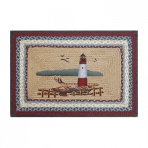 Lighthouse View Rug
