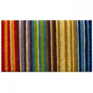 Rainbow Extra Thick Coconut Fiber Doormat