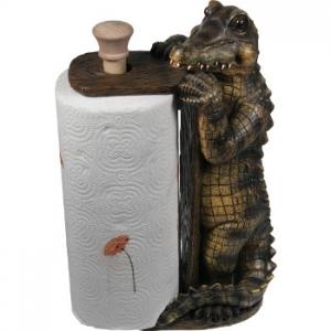 Alligator Paper Towel Holder