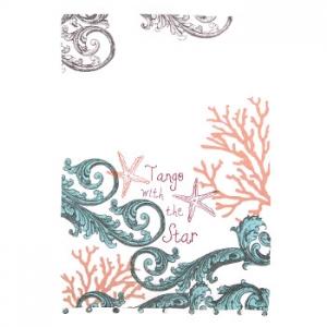 Tango with Starfish Towel