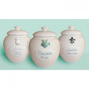 Customized Ceramic Cookie Jar