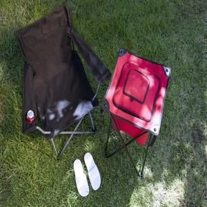 Ptz Camp Chair - Black